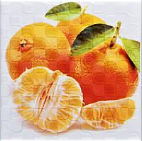 Плитка Атем Орли настенная декор Atem Orly Orange 2 W 200x200 мм