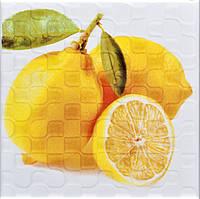 Плитка Атем Орли настенная декор Atem Orly Lemon W 200x200 мм