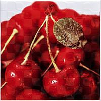 Плитка Атем Орли настенная декор Atem Orly Cherry W 200x200 мм