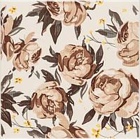 Плитка Атем Гальяно настенная декор Atem Galliano Rose B 200x200 мм