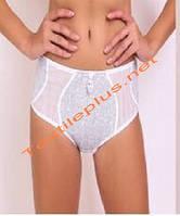 Женские трусики Lanny mode 52781 бело серый