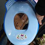 Детская накладка на унитаз Irak Plastik CM-240 (Турция), фото 7