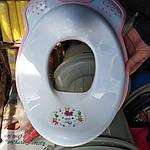 Детская накладка на унитаз Irak Plastik CM-240 (Турция), фото 6