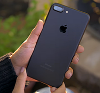 IPhone 7Plus Корейская фабричная копия Черный матовый 32Гб, фото 1