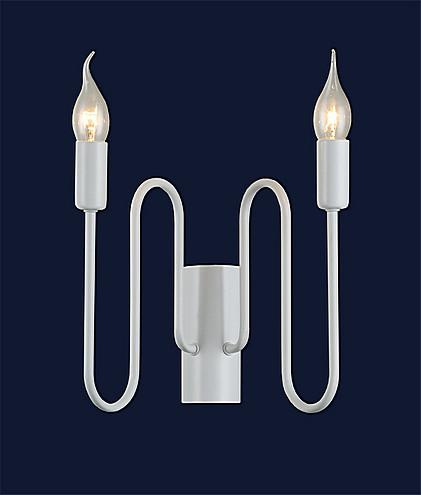 Бра свічка Levistella 773H025-2 WH
