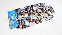 Коврик на присосках противоскользящий камни (галька) K0006