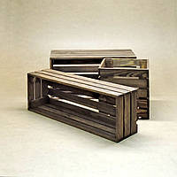 Короб для хранения Неаполь капучино В20хД15хШ15см