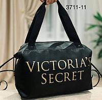Женская сумочка в стиле Victoria's Secret черная