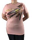 Красивые футболки Турция, много цветов и моделей, фото 8