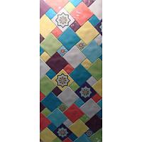 Плитка Атем настенная облицовочная Atem Bonny (Бонни) V 200 х 200 фиолетовая