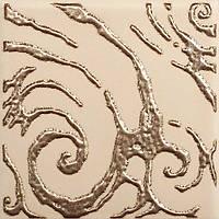 Плитка Атем Парма настенная декор Atem Versus Parma Gold B 100x100 мм