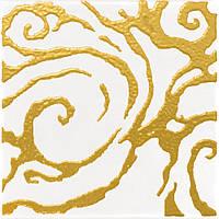 Плитка Атем Парма настенная декор Atem Versus Parma Gold W 100x100 мм