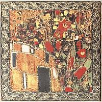 Плитка Атем Парма настенная декор Atem Parma Klimt 2W 100x100 мм
