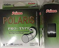 Леска Feima Polaris 100м 0,18 0,20, 0,25; 0,30; 0,35