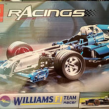 Конструктор Lepin 20022 Racings  Формула-1   1586 дет