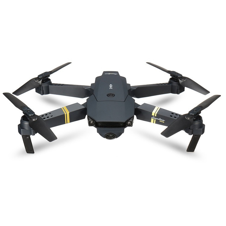 Квадрокоптер TOYS-SKY S168-E58 Mini Drone з камерою WiFi 720P Чорний (SUN3425)