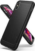 Чехол Ringke для iPhone X/ХS Onyx, Black (Basic) (8809628563070)
