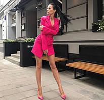 Женское стильное пальто  ЕС750
