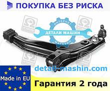 """Рычаг подвески Ланос передний левый 97- """"RIDER"""" Венгрия 96445371 Lanos"""