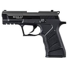 Сигнальний пістолет EKOL ALP, чорний
