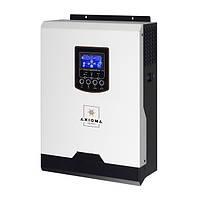 Гибридный ИБП 1000ВА, 12В + ШИМ контроллер 50А, ISPWM 1000, AXIOMA energy