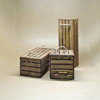 Короб для хранения Неаполь капучино В20хД15хШ40см