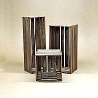 Короб для хранения Неаполь капучино В20хД15хШ50см