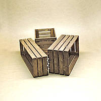Короб для хранения Неаполь капучино В20хД15хШ70см