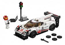 Конструктор Bela 10942 Чемпионы скорости Porsche 919 Hybrid (аналог Lego Speed Champions 75887), фото 2
