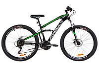 """Велосипед Formula Blaze DD 27,5"""" черно-зеленый"""