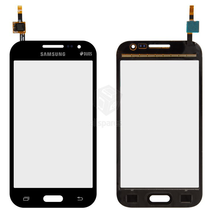 Сенсорний екран для смартфону Samsung G360M/DS Galaxy Core Prime 4G LTE, чорний