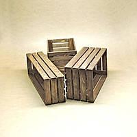Короб для хранения Неаполь капучино В20хД25хШ25см