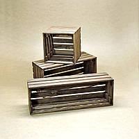 Короб для хранения Неаполь капучино В20хД25хШ60см