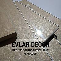 Фасады МДФ в алюминиевом Т профиле