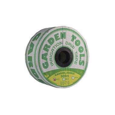 Щелевая лента для капельного полива 300 метров с отступом 10 см Garden Tools