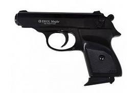 Пистолет сигнальный EKOL MAJOR (9.0мм), черный