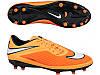 Бутсы(копочки) Nike Hypervenom Phelon (ORANGE)