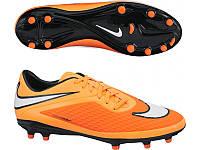 Бутсы(копочки) Nike Hypervenom Phelon (ORANGE), фото 1
