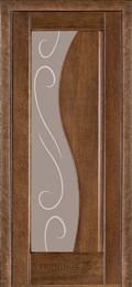 Межкомнатные двери шпон Modern Модель -16