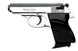 Сигнальний пістолет EKOL MAJOR (9.0 мм), хром