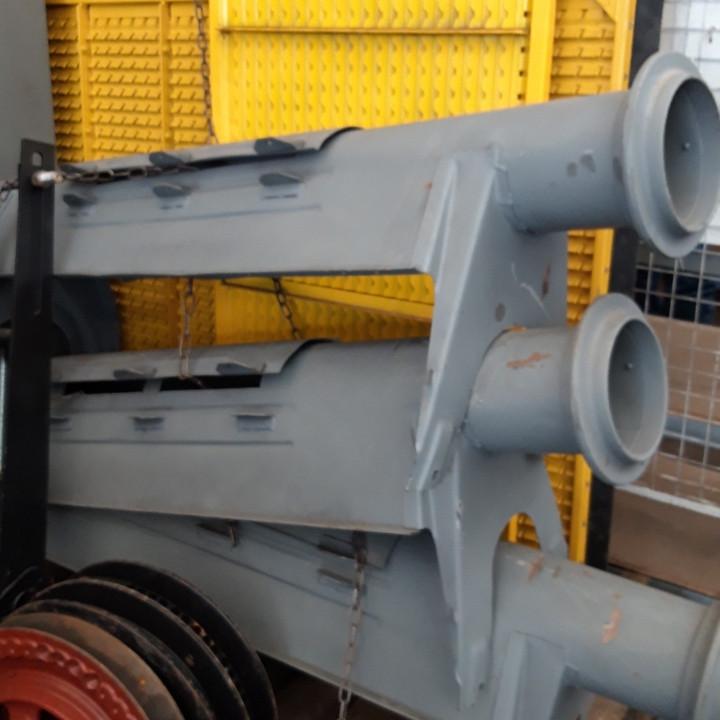 Кожух шнека зернового 54-2-21-1Б СК-5М НИВА