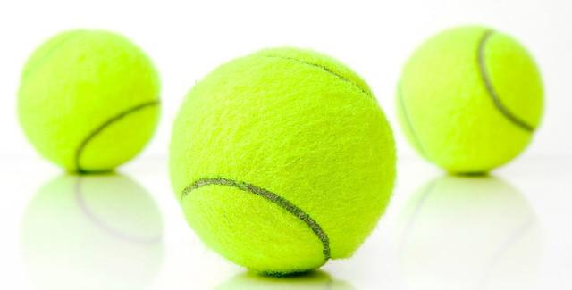 Мячи для большого тенниса