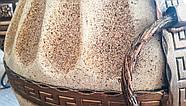 Тандыр подарочный домашний переносной Люкс-4 на 80 литров.  Дизайн «Башня», фото 6