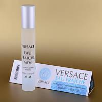 Парфюмерия мужской Versace Man Eau Fraiche Версаче в ручке с феромонами 35мл (треугольник)