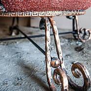 Тандыр Утепленный на 75 литров. Дизайн «Мраморная крошка», фото 4