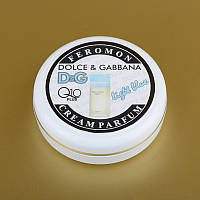 Парфюмированный крем для рук и лица с феромонами Dolce&Gabbana Light Blue + Q10 50 мл
