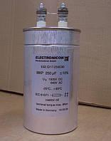 Конденсатор 250мкф 1000В/640АС E62.Q17-254C90