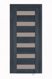 Межкомнатные двери шпон Modern Модель -136