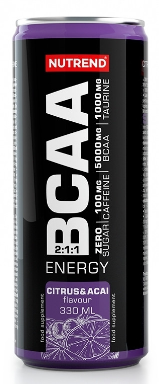 Nutrend Bcca Energy Drink 2:1:1 330 ml