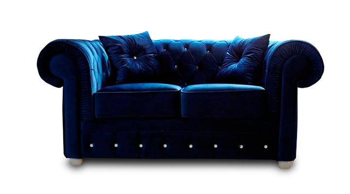Двухместный диван Бруно Честер, фото 2